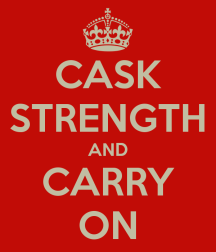 The Cask Strength Blog